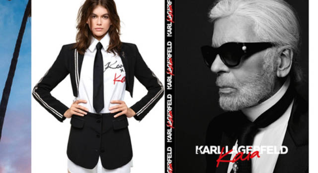 Karl Lagerfeld x Kaia Gerber: la nuova capsule collection
