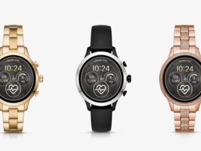 Michael Kors Access Collection: l'iconico Runway diventa smartwatch