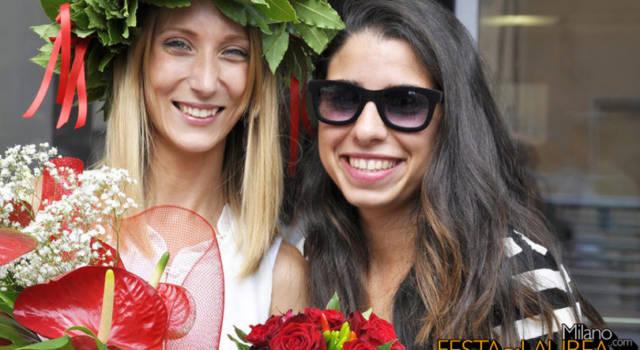 Festa di Laurea a Milano
