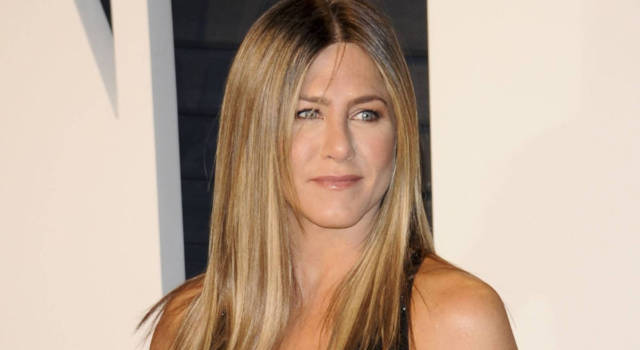 3 curiosità su Jennifer Aniston, la Rachel di Friends ed ex moglie di Brad Pitt