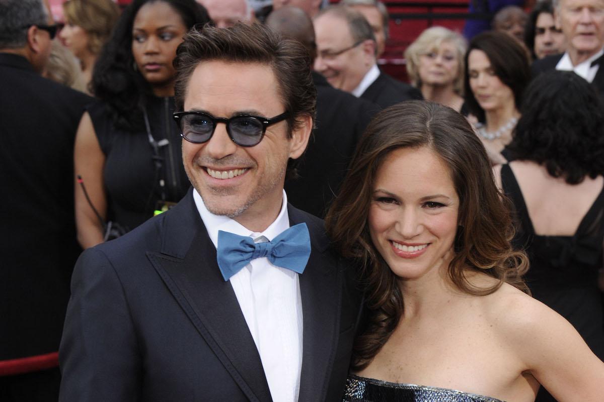 Robert Downey e Susan Levin