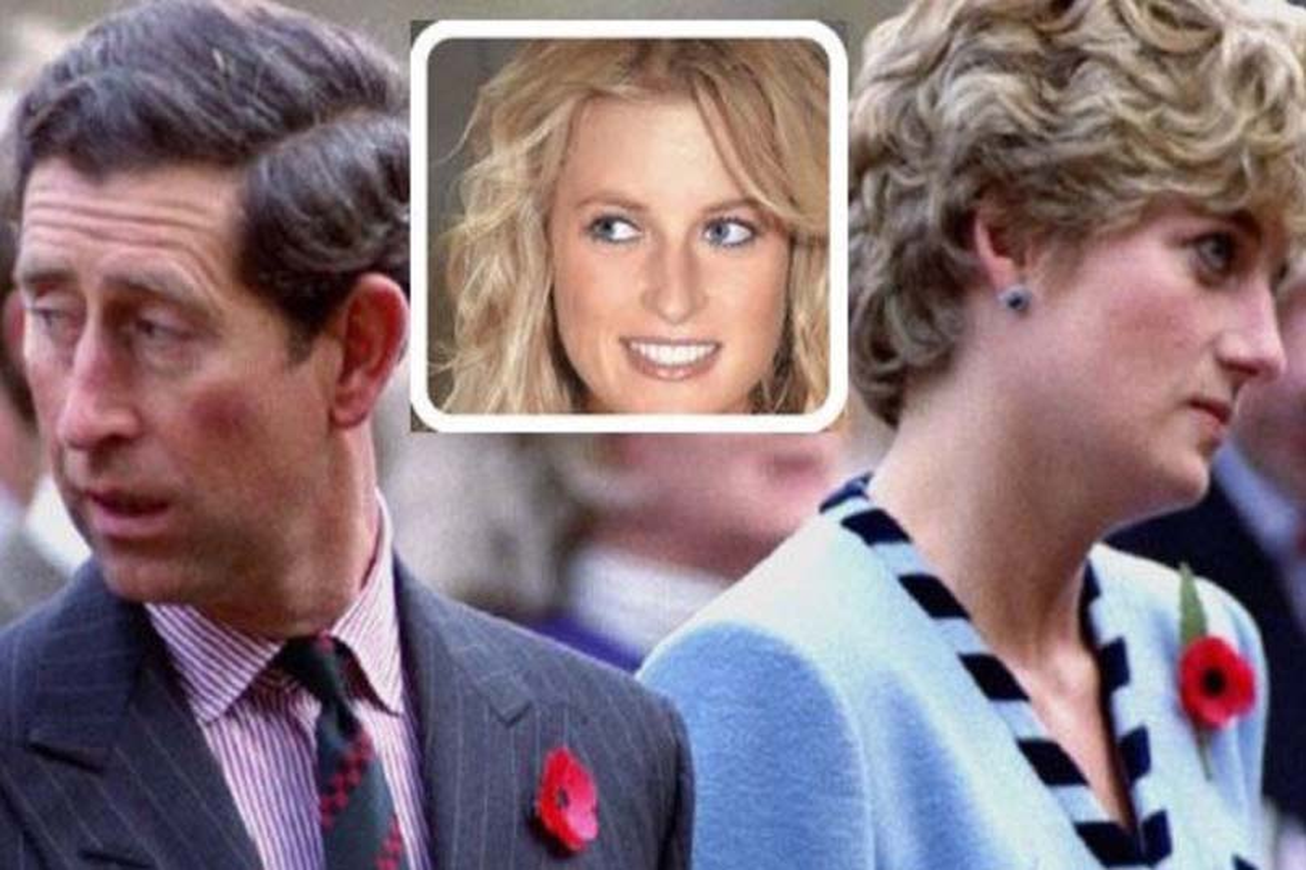 Sarah figlia Lady Diana
