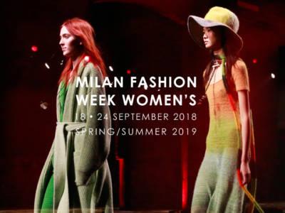 Milano Moda Donna Settembre 2018: 165 collezioni, debutti e sostenibilità