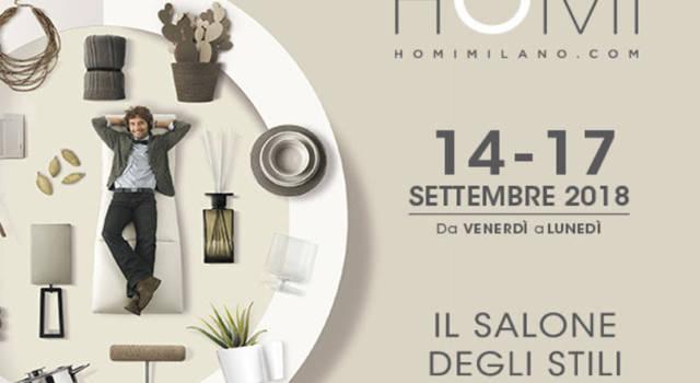 Homi Milano: la decima edizione dal 14 al 17 settembre 2018