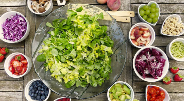 Dieta vegetariana equilibrata? 3 motivi per seguirla