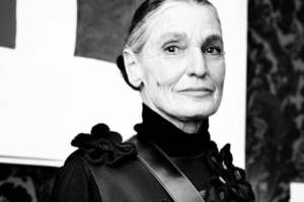 Benedetta Barzini