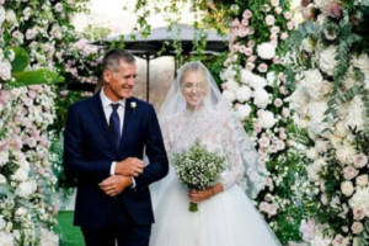 Chiara Ferragni sposa