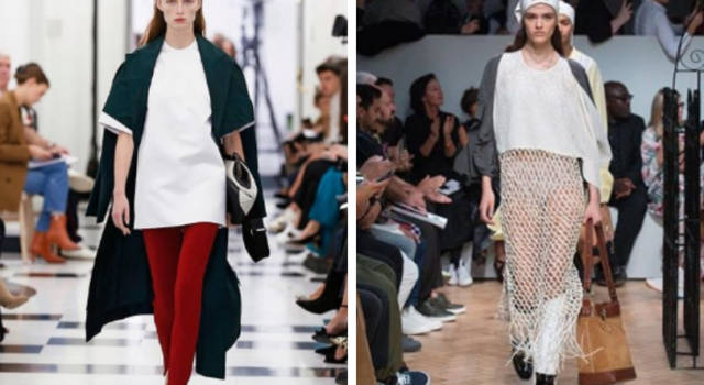 10 trend fantastici visti alla London Fashion Week PE 2019