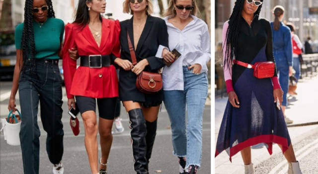 10 trend dallo street style della London Fashion Week PE 2019