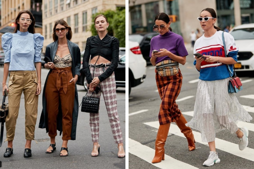 street style new york fashion week 2019