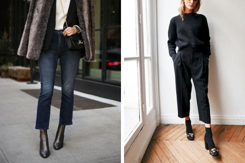 Pantaloni cropped: le tendenze autunnoinverno 2018 2019