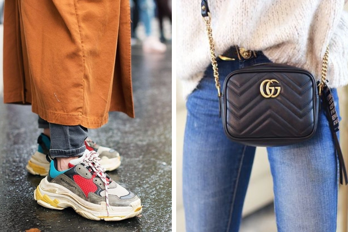 tendenze moda scarpe e borse