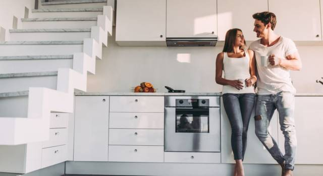 Come organizzare una cucina piccola e renderla più chic… con poco!