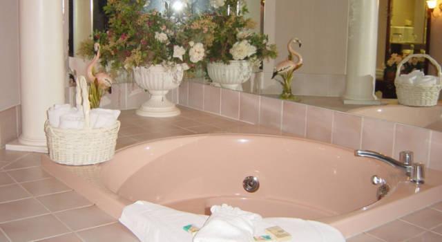 La vasca da bagno, costruire la propria spa in casa