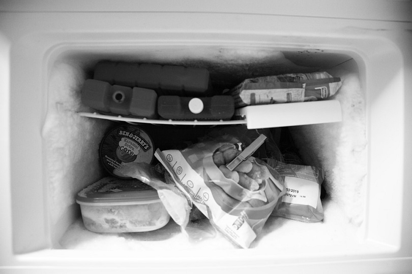 sbrinare freezer
