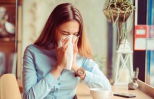 Allergia Naso Fazzoletto