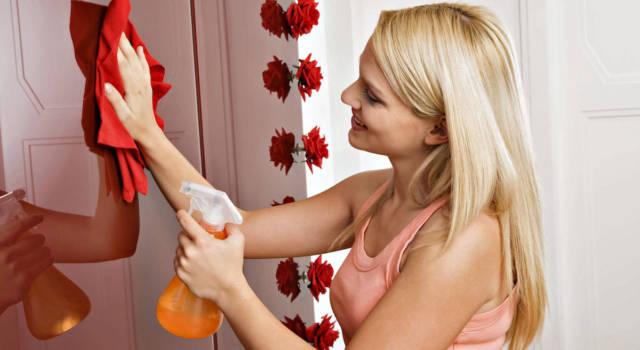 Come fare le pulizie di casa: gli errori da evitare