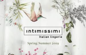 Collezione Intimissimi intimo primavera/estate 2019