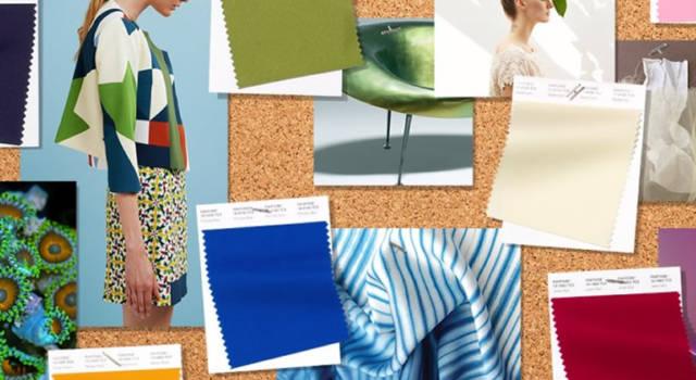 Pantone: i nuovi colori per la primavera 2019