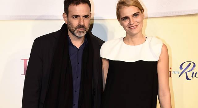 Claudia Zanella e Fausto Brizzi