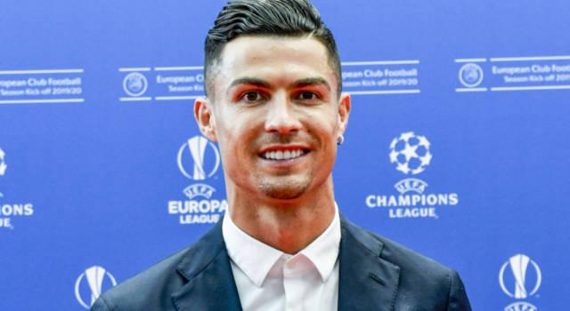 Cristiano Ronaldo cambia look: ecco la sorpresa dopo la quarantena