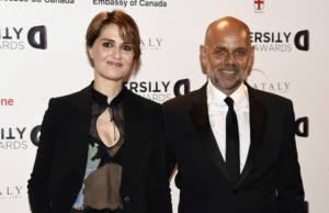 Riccardo Milani e Paola Cortellesi