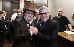 MICHELE ZARRILLO e ZUCCHERO FORNACIARI