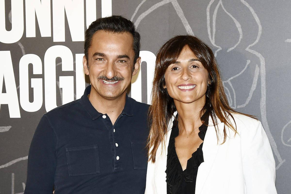 Nicola Savino e Manuela Suma