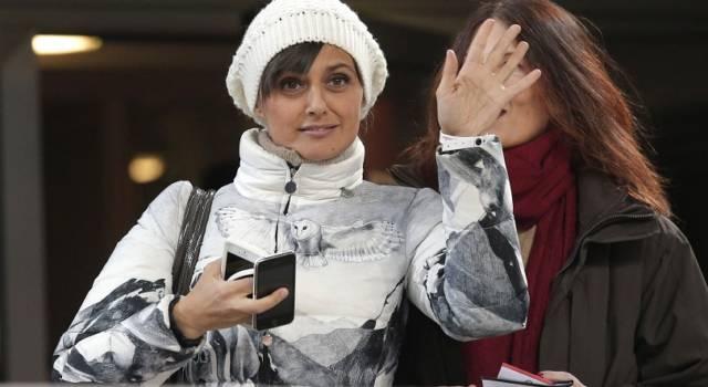 Rosita Celentano, protesta shock contro le pellicce: in Duomo a Milano con una volpe scuoiata
