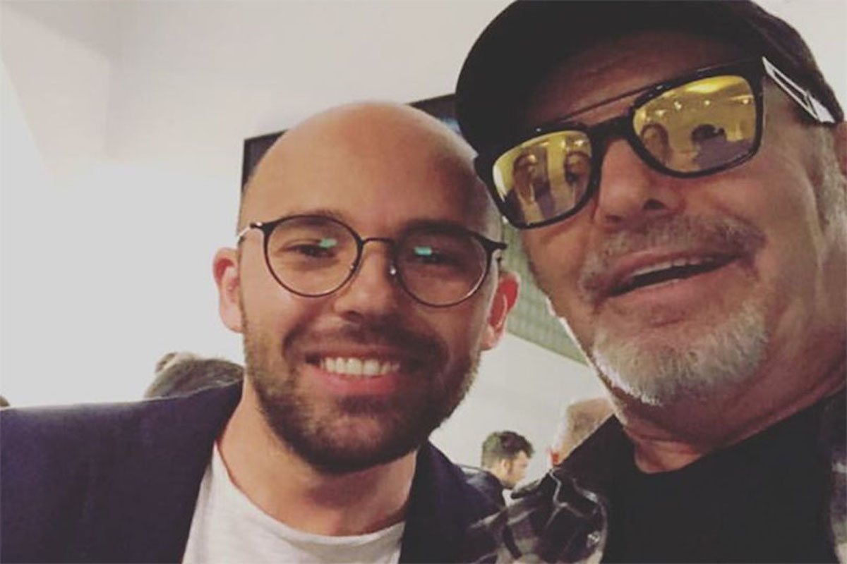 Lorenzo Rossi e Vasco