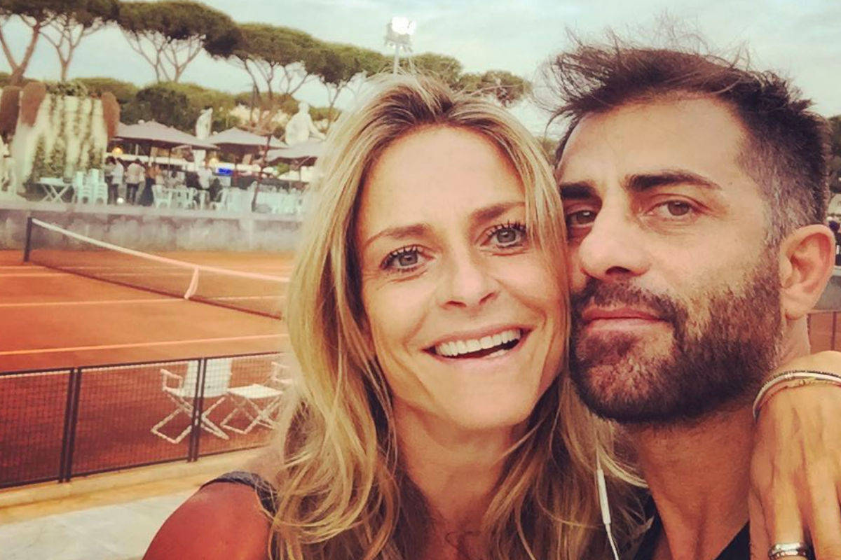 Simone Montedoro e Lara Carnevale