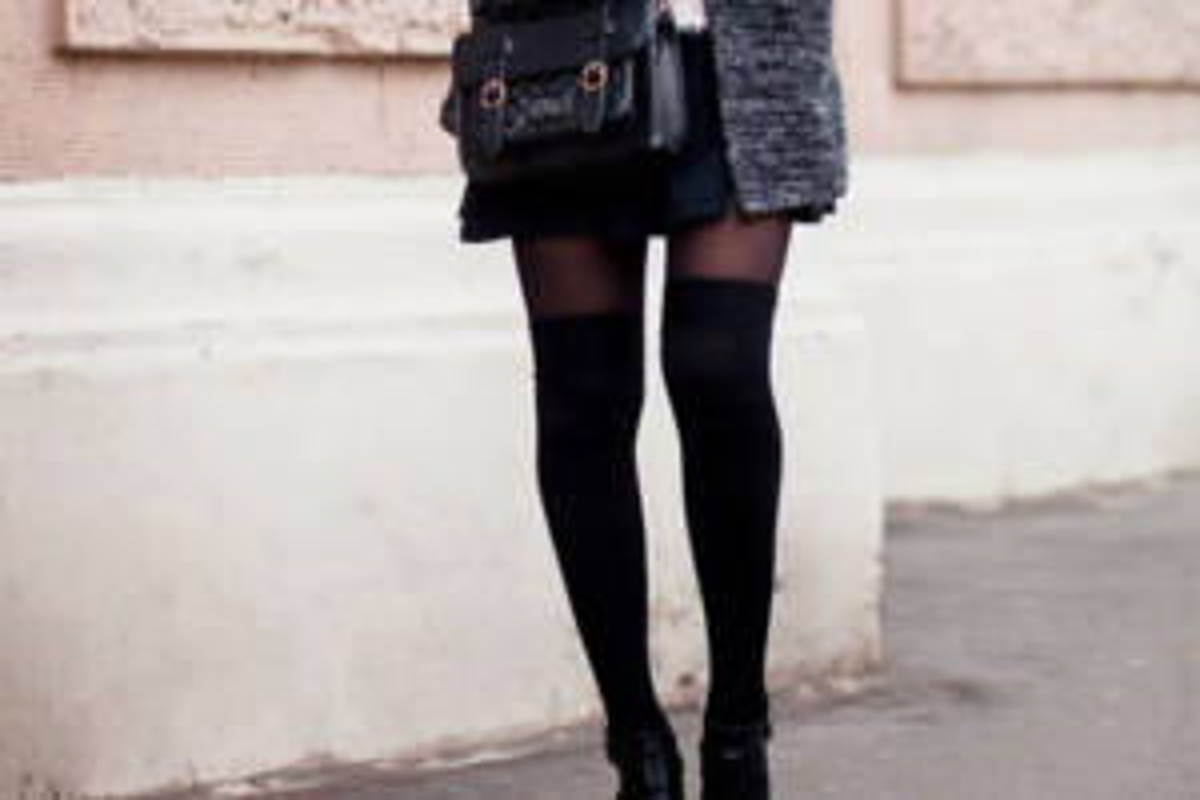 calze parigine