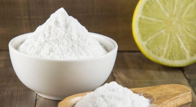 Bicarbonato di sodio