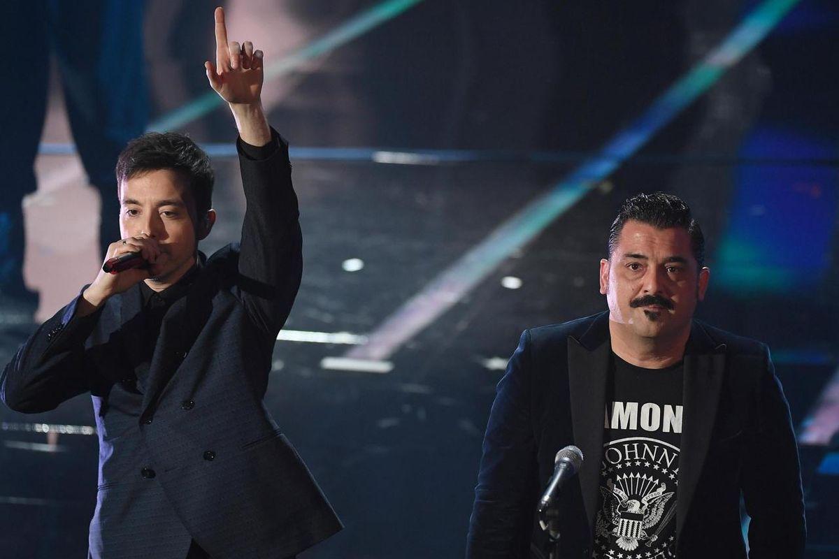 Diodato e Roy Paci a Sanremo 2018