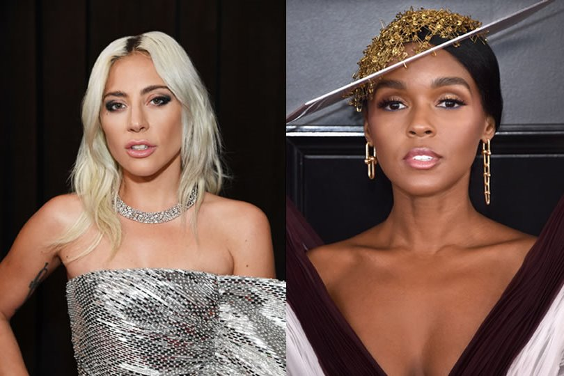 Lady Gaga e Janelle Monae ai Grammy 2019