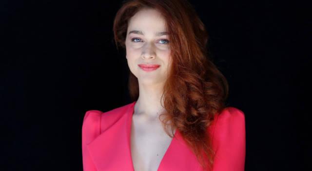 Dalla Grecia all'Italia, un talento internazionale: ecco la splendida Antonia Fotaras