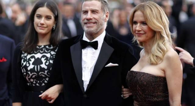 John Travolta, Ella e Kelly Preston