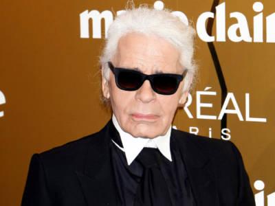 L'eredità di Karl Lagerfeld andrà al suo gatto