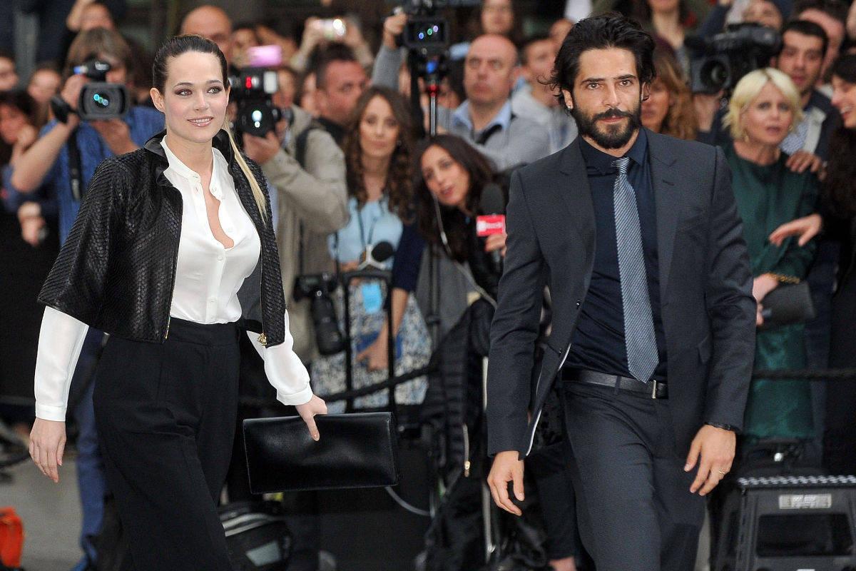 Laura Chiatti e Marco Bocci