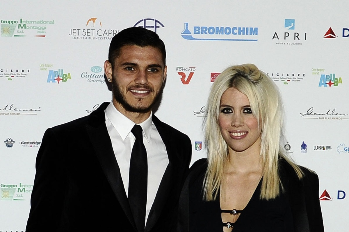 Mauro Icardi e Wanda Nara