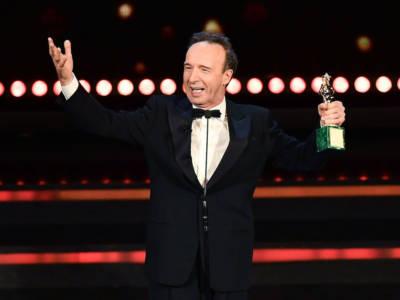 Mostra del Cinema di Venezia: a Roberto Benigni il Leone d'Oro alla carriera