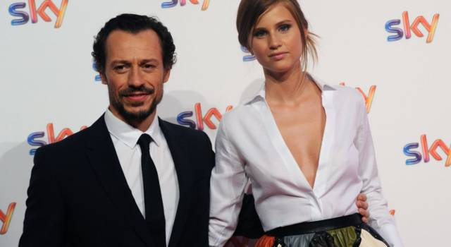 Stefano Accorsi sarà papà per la quarta volta: Bianca Vitali in dolce attesa