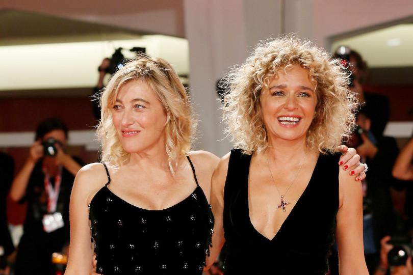 Valeria Golino e Valeria Bruni Tedeschi