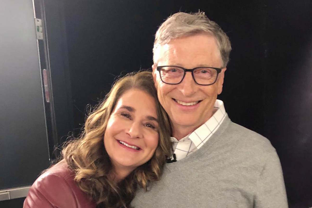 Bill Gates Melinda Gates