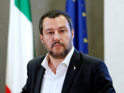 """49 milioni, Berlusconi, Trota…"": le parole vietate da Salvini"