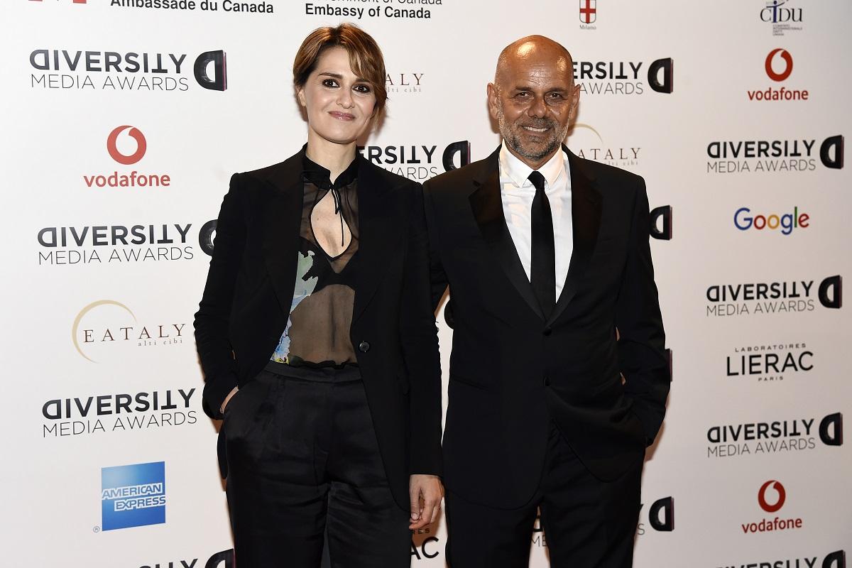 Paola Cortellesi e Riccardo Milani