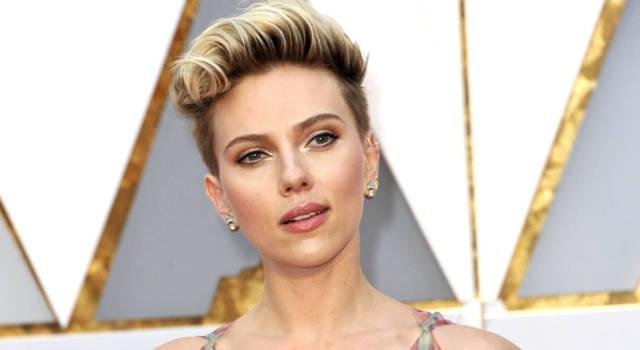 La carriera di Scarlett Johansson