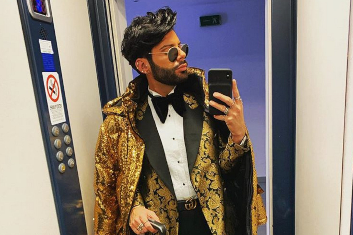 Federico Lauri (Federico Fashion Style)
