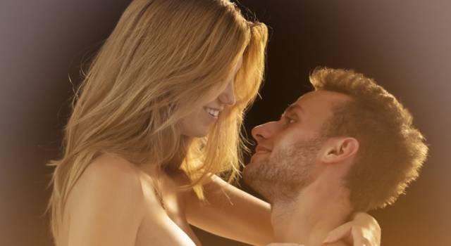 Come non sbavare durante il bacio