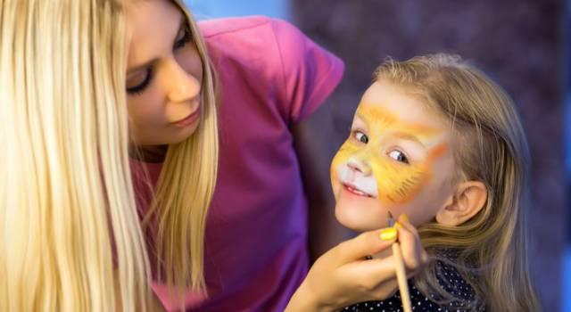 Trucco di Carnevale per bambini: ecco alcune idee facili e veloci (Foto)